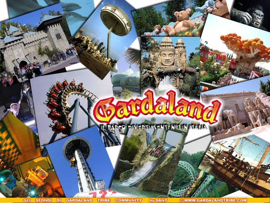 Lavori estivi a Gardaland, anche in ufficio