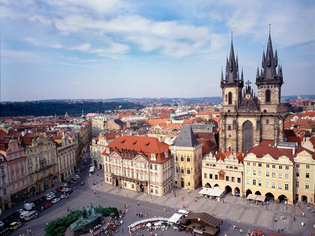 Come trovare lavoro a Praga