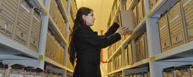Diventare un archivista