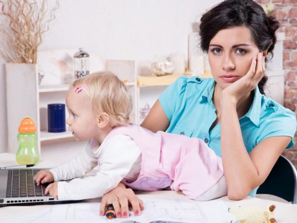 Donne, lavoro e maternità