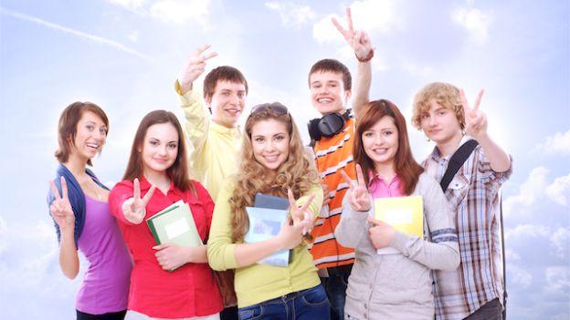Cosa sperano di fare gli adolescenti da adulti?