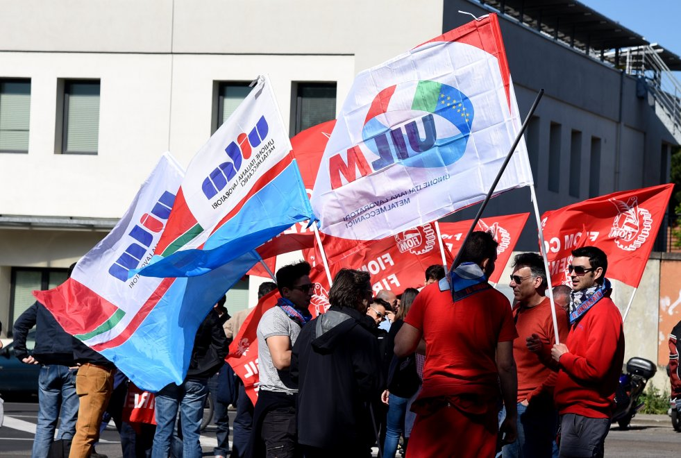 Mercoledì sciopero dei metalmeccanici, per dire basta alle morti sul lavoro