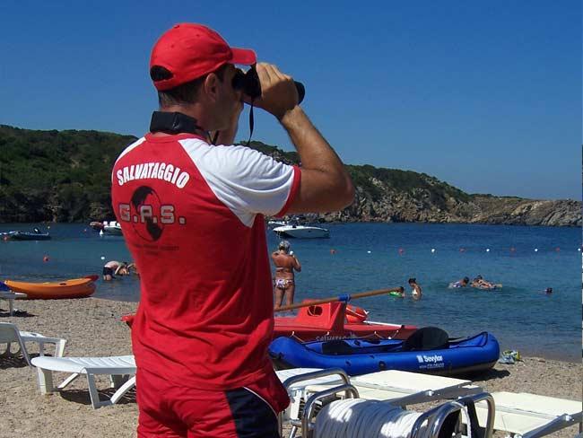 Spiagge in Romagna senza lavoratori
